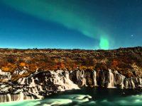 CGとも思える美しすぎるアイスランドのオーロラ